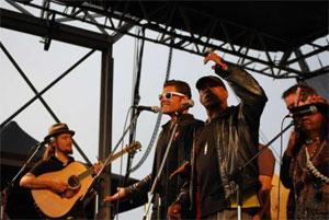 Chill Island Music Festival on Phillip Island Victoria