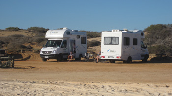Maui Campervan Rental Touring Western Australia
