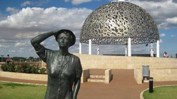 HMAS Sydney Memorial Geraldton WA