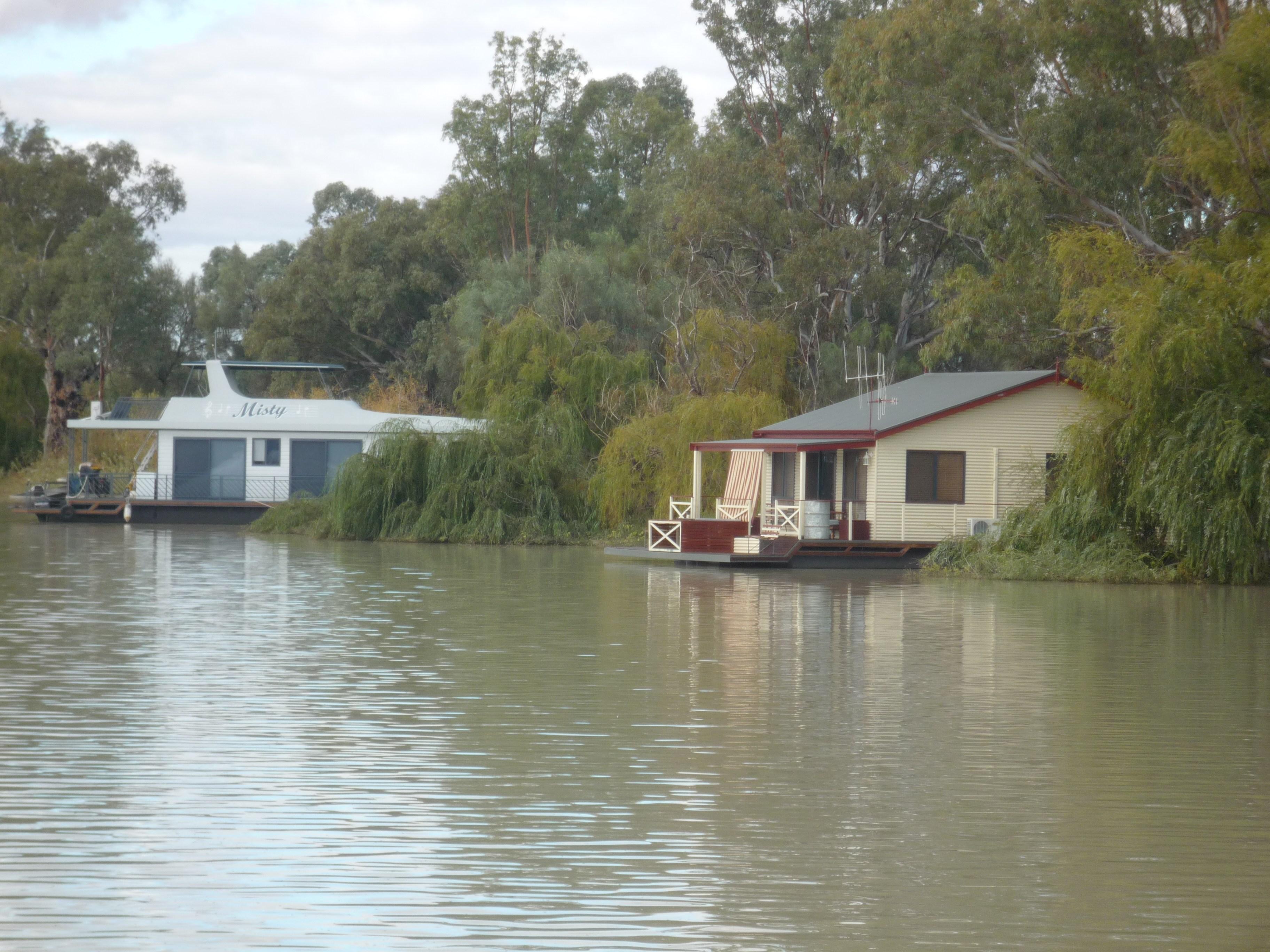 River boats Renmark SA