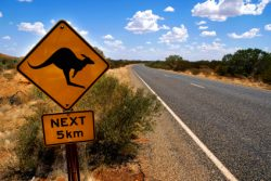 Motorhome holidays in Australia