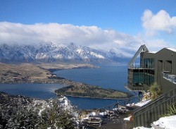 Queenstown host of the 2013 NZ Winter Games