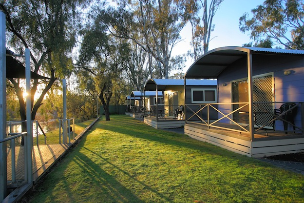 Park In Profile Big4 Deniliquin Holiday Park Nsw