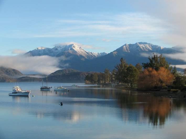 NZ-fiordland