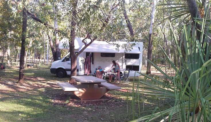 batchelor big4 holiday park