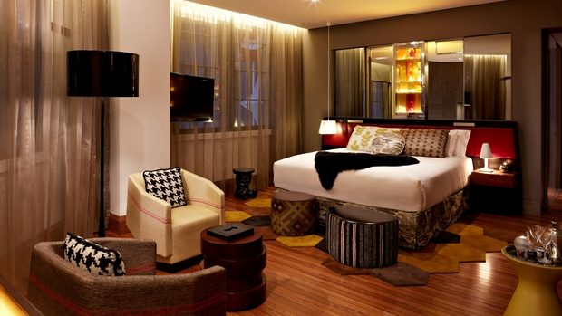 5 great options for luxury boutique accommodation in sydney for Hotel design bs as