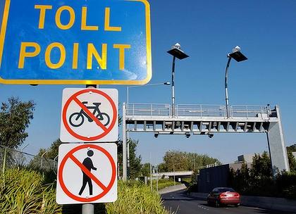 melbourne tolls