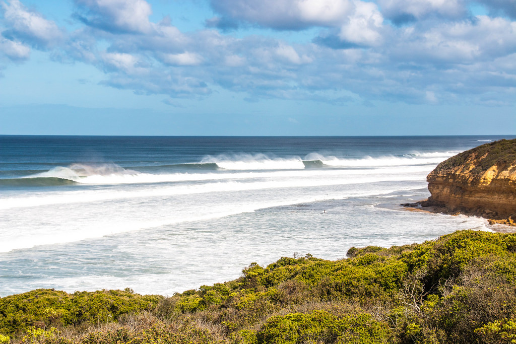 Seven incredible spots to go surfing in Australia