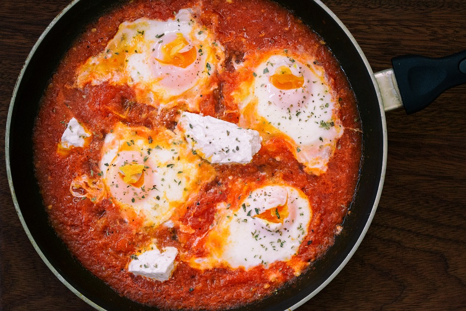 Shakshuka Campervan Recipe