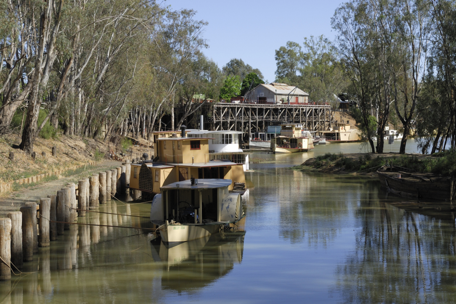 Murray River Echuca