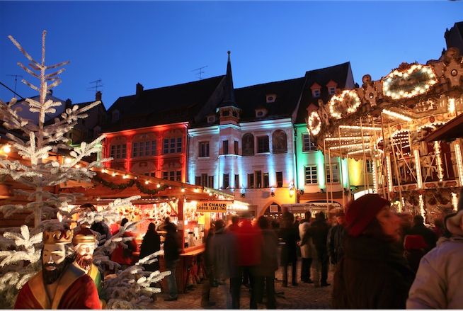 The most magical Christmas markets to visit in France this year