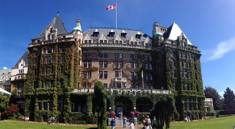 Canada Fairmont Empress