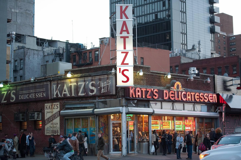 New York Katz's