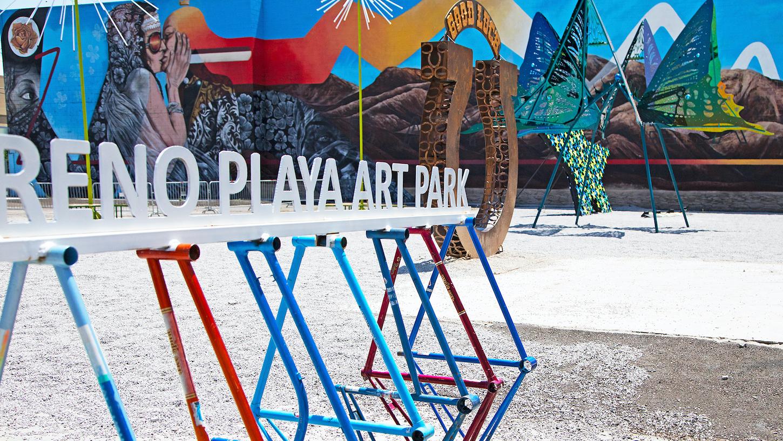 Reno Playa Art Park, Nevada