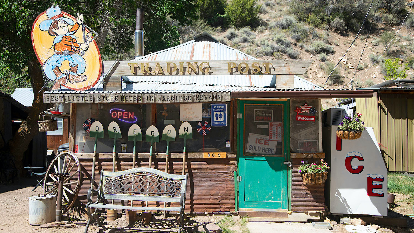 Jarbidge Trading Post