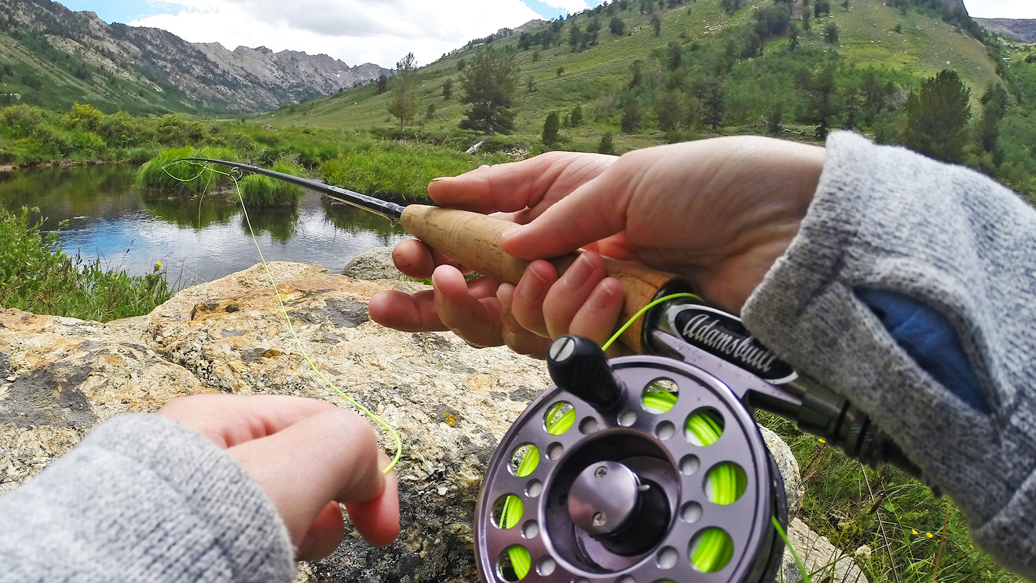 Lamoille Fishing Nevada