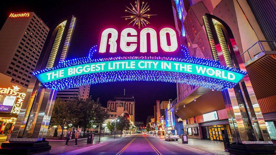 Reno Arch - Reno Nevada US