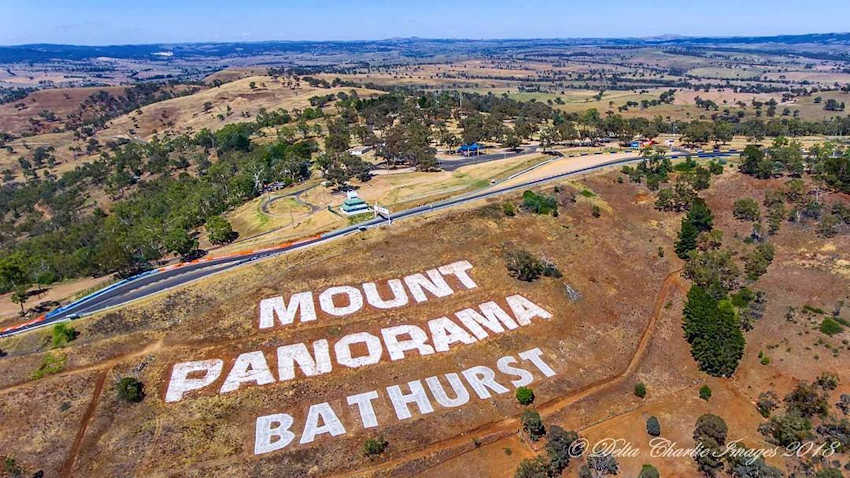 Mount Panorama Bathusrt NSW