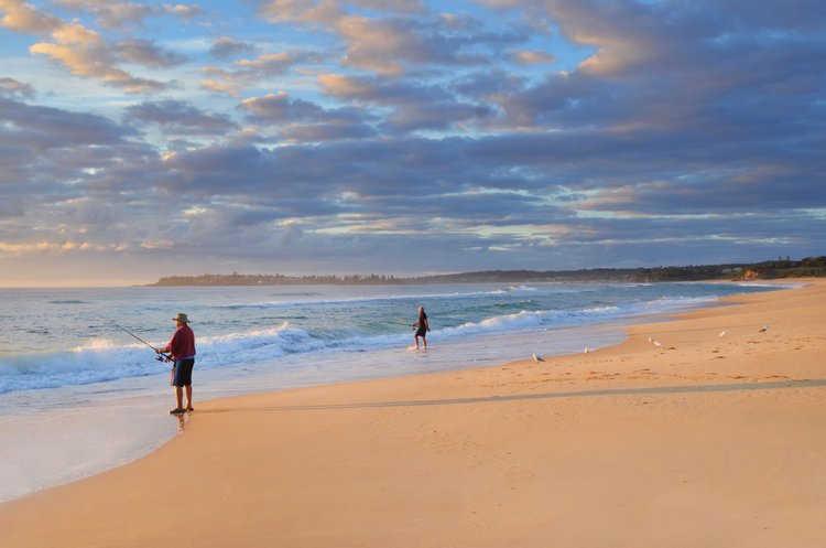 Bermagui Beach NSW