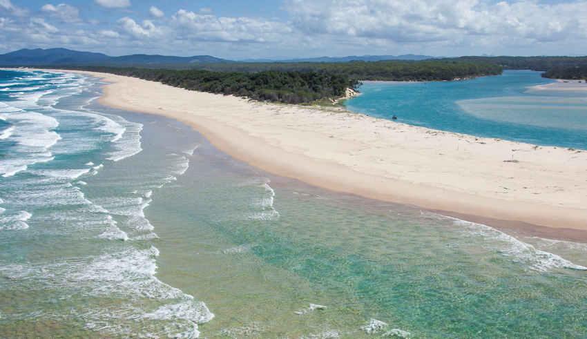 South Beach, Scotts Head NSW