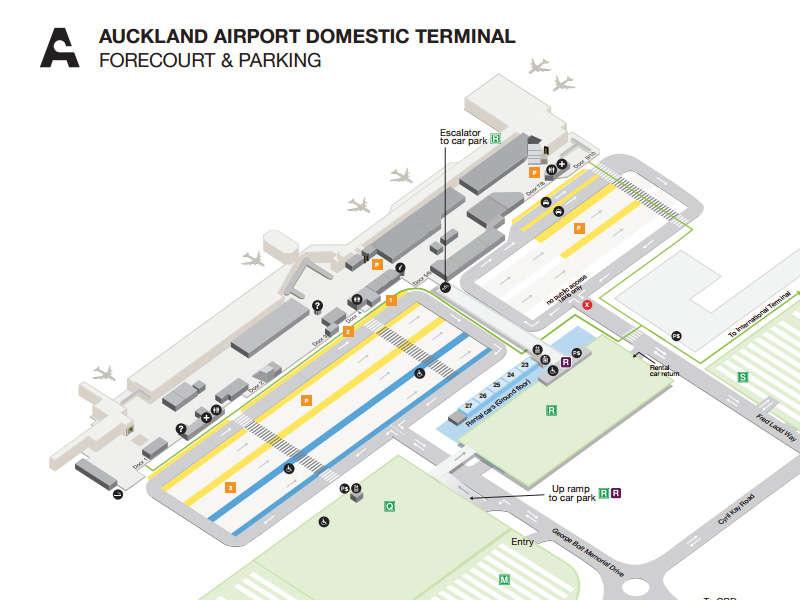 Hire Car Auckland Airport Hertz