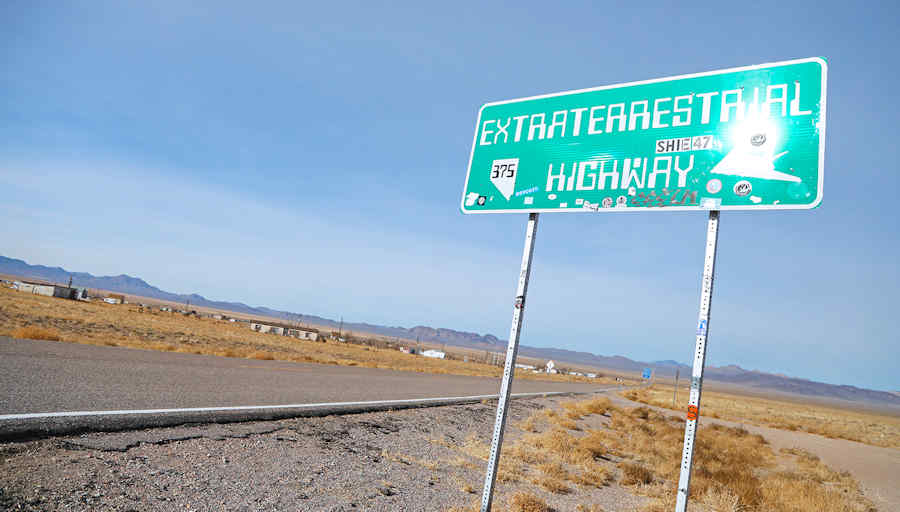 Extraterrestrial Highway, Nevada