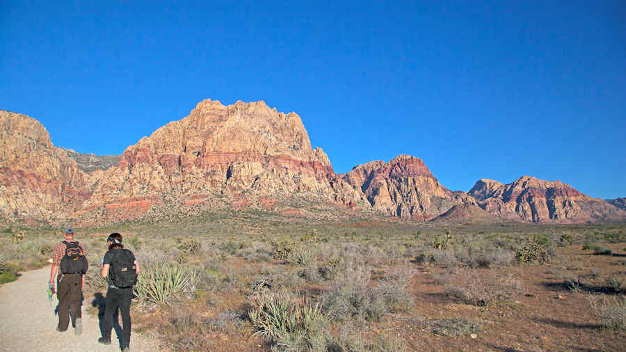 Explore Red Rock Canyon in Nevada