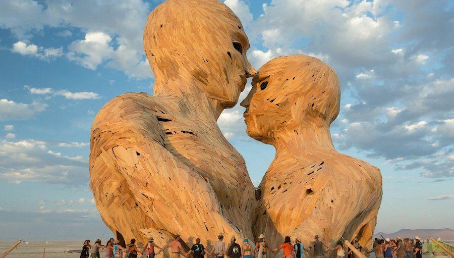 The Generator Sculpture, Reno, Nevada