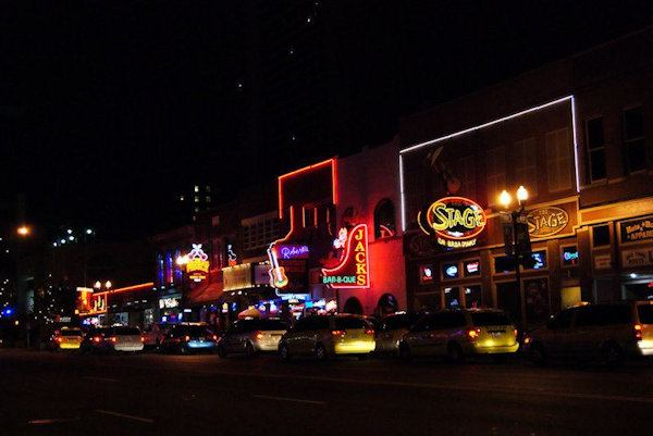 Honky Tonk Highway in Nashville