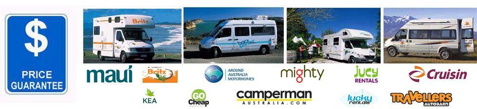 campervan hire price guarantee. Black Bedroom Furniture Sets. Home Design Ideas