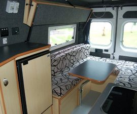 Cruiser Living Area