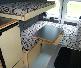 Around Australia Motorhome Cruiser 3 Berth