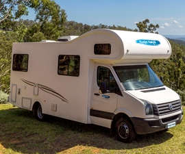 6 Berth Cheapa Deluxe
