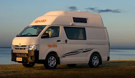 4 Berth Endeavour Camper