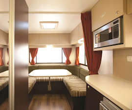 Star RV Hercules RV Living Features