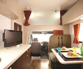 Star Rv Hercules Campervan Hire Drivenow