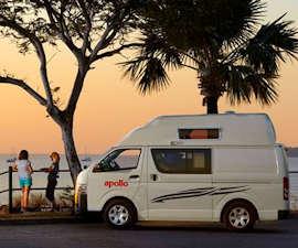 2aed624762 Campervan hire in Darwin