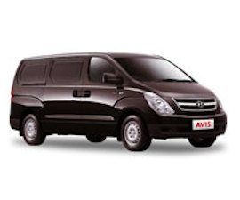 One Tonne Delivery Van from Avis Commercial Vehicle Hire