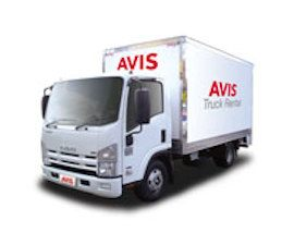 Avis Commercial Vehicle Hire