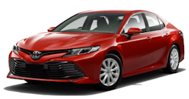 Avis Full size Toyota Camry Car Hire
