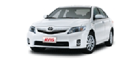 Avis Holden SV6 Car Rental