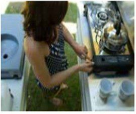 Britz 2 Berth Campervan Hire Action Pod Rental Drivenow