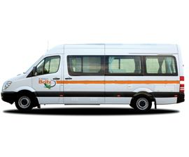 Britz 2 Berth Motorhome Hire in Australia