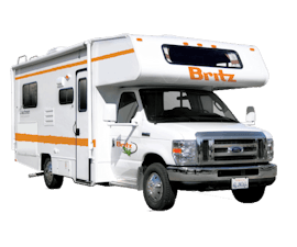 Britz Campervan Hire in USA