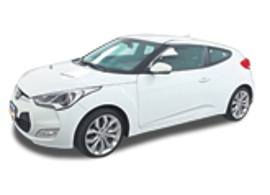 Budget Hyundai Veloster Compact Hire