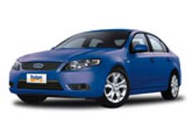 Budget Ford XR6 Car Hire