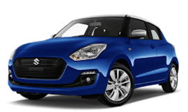 Budget Suzuki Swift Automatic Car Rental