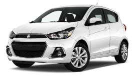 Budget Holden Spark 5 Door Car Rental