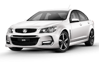 Budget Holden SV6 Car Hire