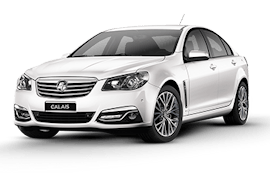 Budget Holden Calais Car Rental